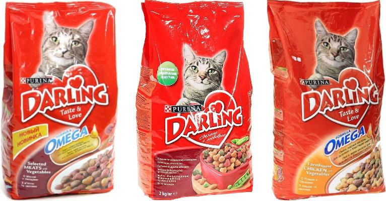 Корм для кошек Пурина