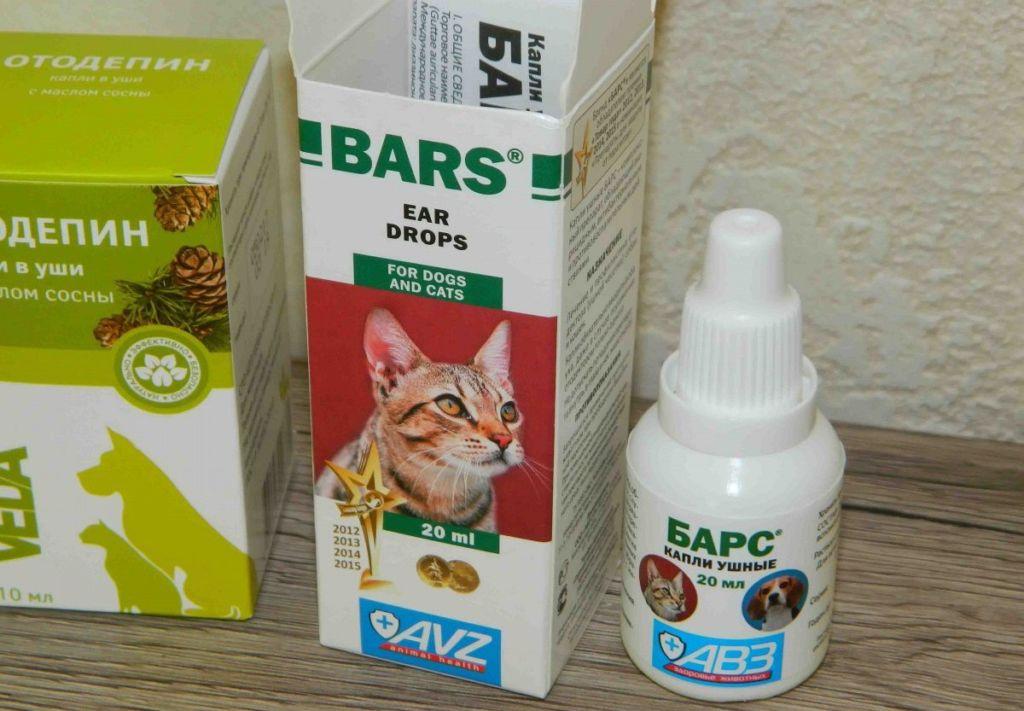 Лекарство Барс капли от блох для кошек, средство от клещей, препарат от блох для котят - инструкция по применению - АВЗ
